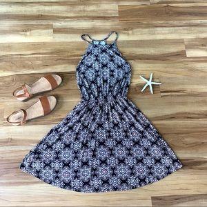 Stitch Fix French Grey Tulu Brushed Knit Dress